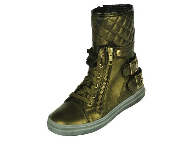d54b245f074 Redzz Rachel (ZwartGoud) - Meisjesschoenen - Kinderschoenen ...