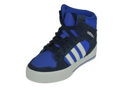 Adidas-Sportschoen / Mode-HOOPS St Mid Kids1