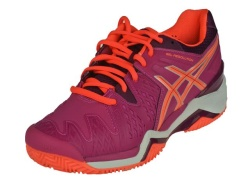 Asics-Tennisschoen/Kunstgras-Gel-Resolution 6 Clay1
