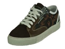 Floris Van Bommel-sportieve schoenen-Sport  bruin1