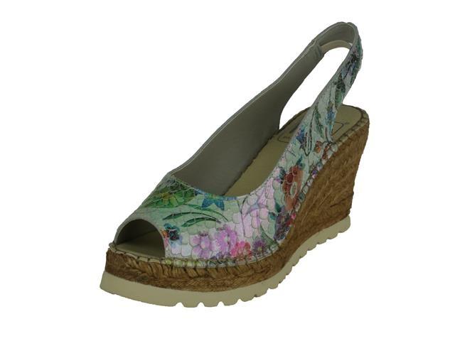 P.O.S. sandalet bloem