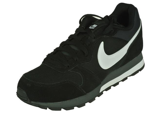 d5a75134497 Nike MD Runner 2 (zwart) - Sneakers - Herenschoenen - Schoenen ...