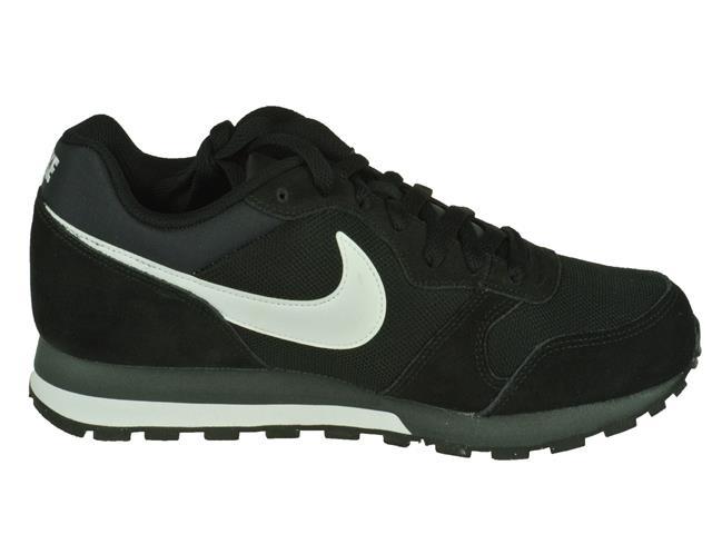 82af063b856 Nike MD Runner 2 (zwart) - Sportschoen / Mode - Sport en ...