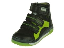 Develab-jongensschoenen-Klittenbandschoen zwart1