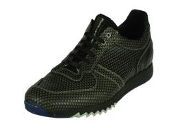 Floris Van Bommel-sportieve schoenen-Grijs herensneaker1