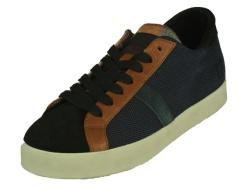 D.A.T.E.-sportieve schoenen-Hill Low Canvas1