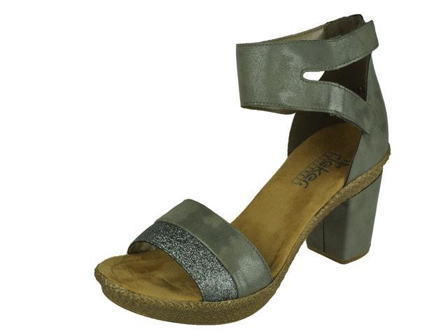 Rieker Reiker Sandalet-op hak