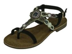 Lazamani-sandalen-dames sandaal 1