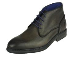 Braend-halfhoge schoen-1