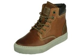 Australian-halfhoge schoen-Salvatore Leather1