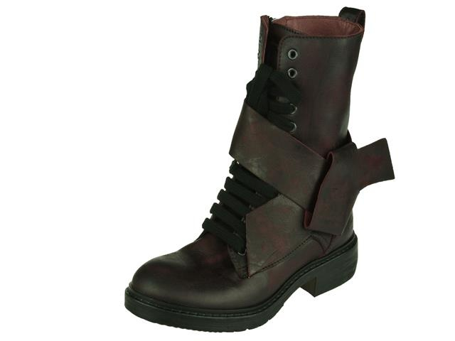 Red Rag Red Rag stoere modieuze dames bikerboot