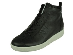 Ecco-halfhoge schoen-Soft 1 Men1