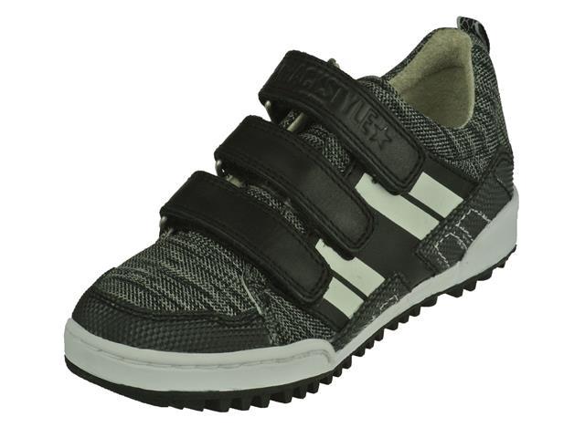 Track Style Track-Style stoere lage Jongens Klittenbandschoen
