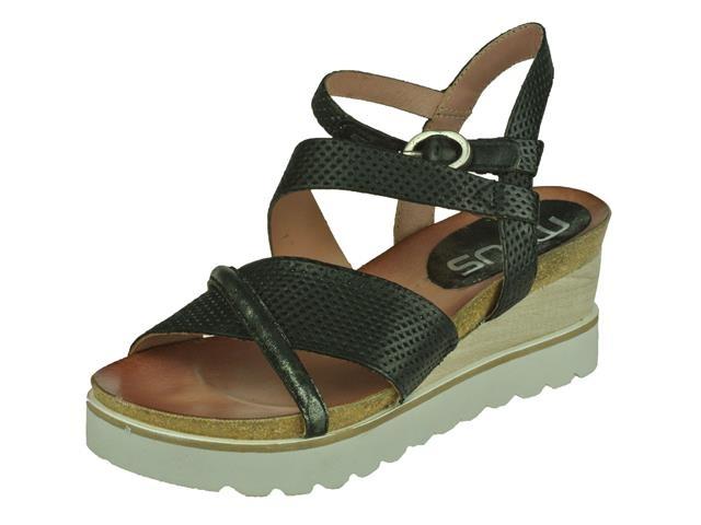Mjus Zwart sandalet
