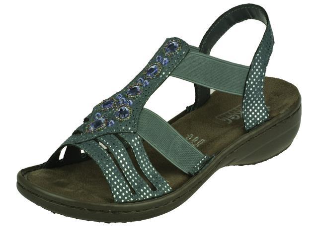 Rieker Dames sandaal