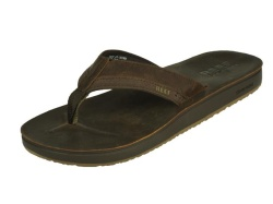 reef-slippers-Leather Contoured Cu1