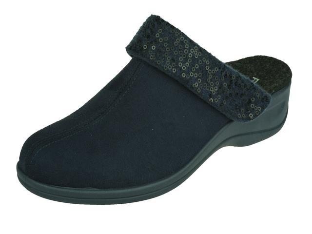 10188 Rohde Slipper blauw