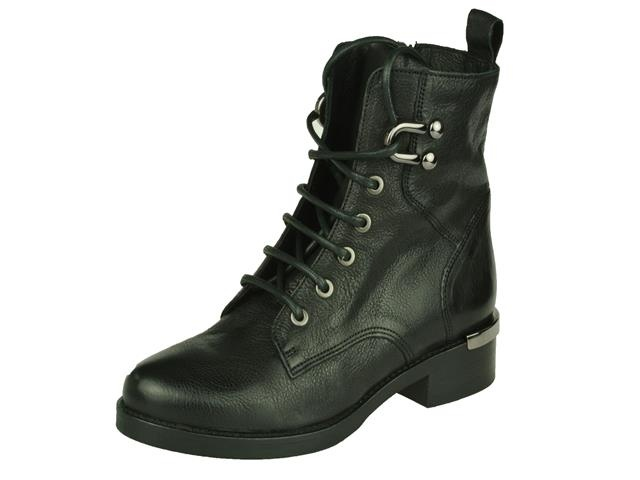 Via-Vai Via-Vai Halfhoge dames Veterboot