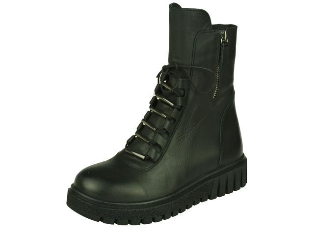 10498-117319 Baboos Baboos stoere modieuze Halfhoge Dames Boot