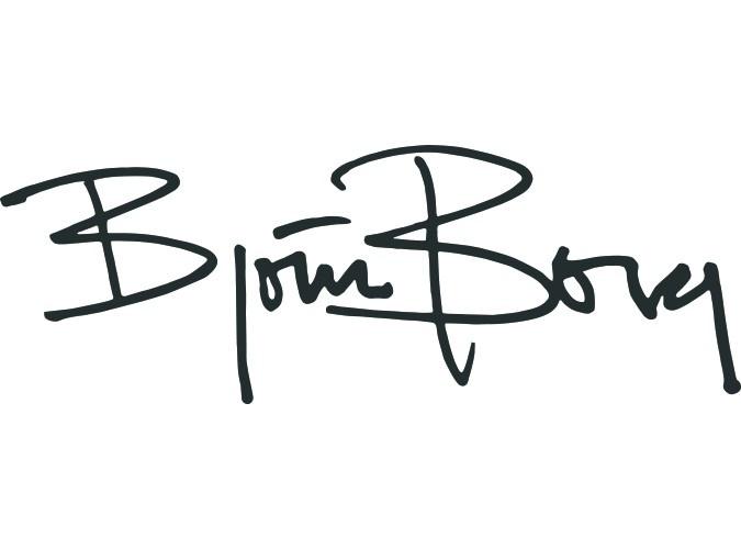Bjorn Borg logo