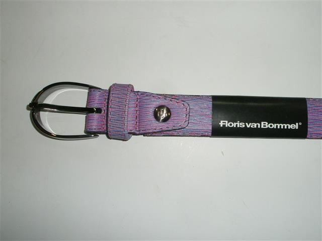 Image of Floris Van Bommel Floris Van Bommel Ladies Belt