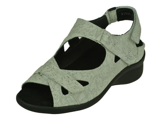 Image of Durea Durea Comfort Klittenband Sandaal
