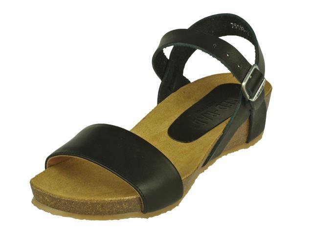 Image of Red Rag Low Wedge Sandal
