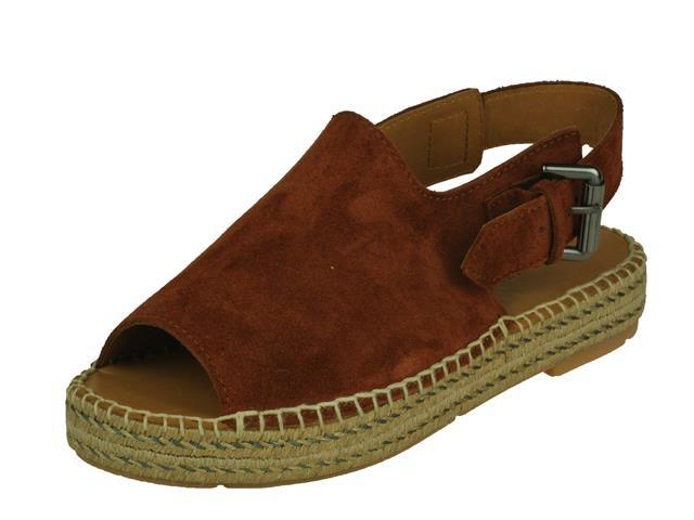 Image of Via-Vai Via-Vai Trendy sandaal op lage Touwzool