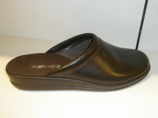 Image of Rohde Rohde Heren Pantoffel/slipper
