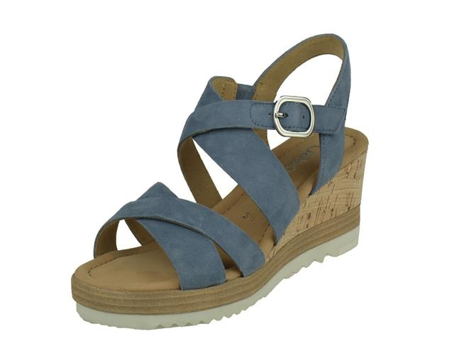 Gabor Gabor comfort Sandalet op Sleehak