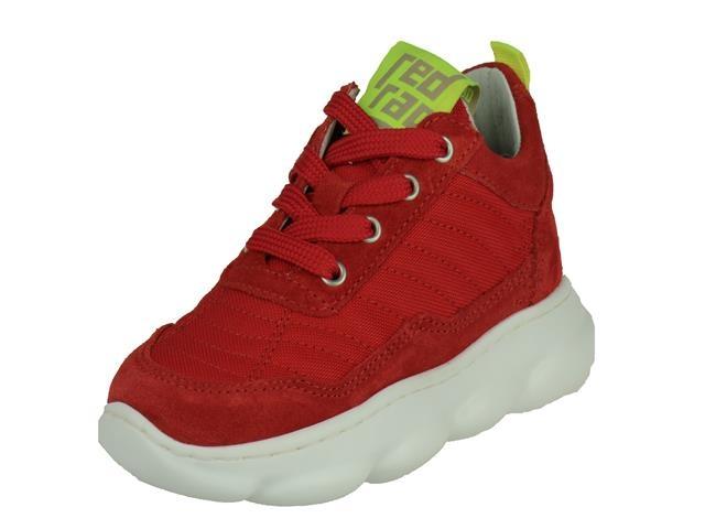 Red Rag Red Rag stoere Lage Jongens sneaker
