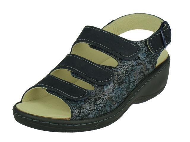 Longo Longo comfort Dames Sandaal