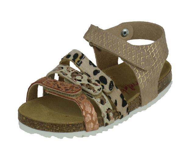 Develab Develab meisjes sandaal in verschillende printjes