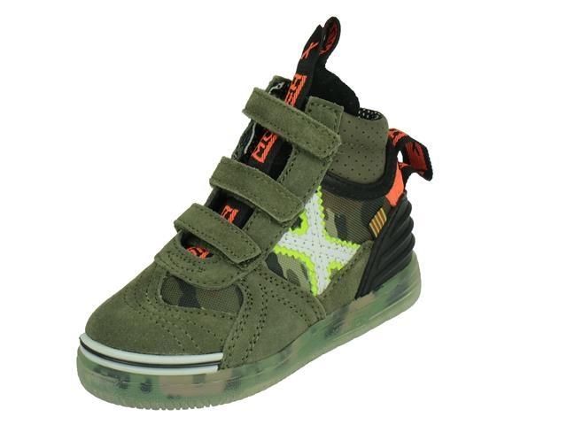 Munich Boot Velcro
