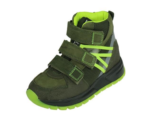 Track Style Track-style Halfhoge Jongens klittenband boot