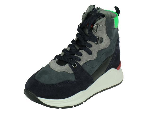 HIP Shoe Style Hip stoere Jongens hoge sneaker