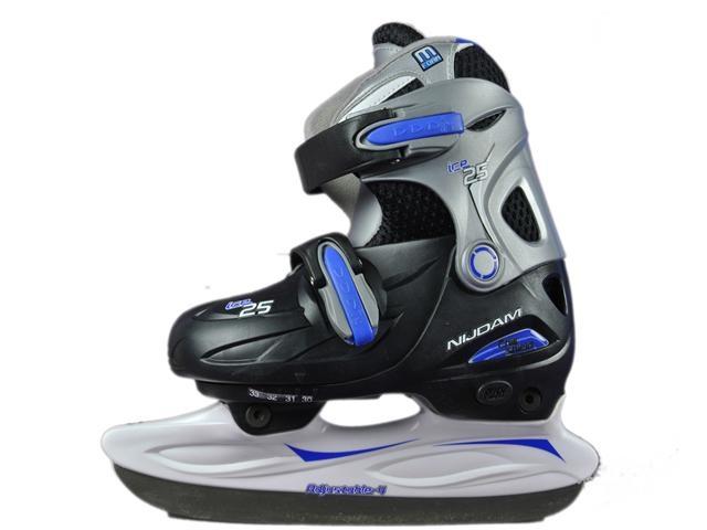 Van Schoenen Outlet Online Nijdam Nijdam Ice hockey schaats VERSTELBAAR Prijsvergelijk nu!