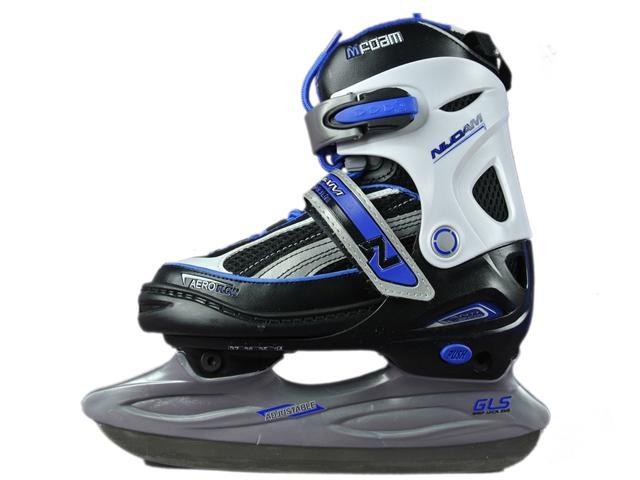 Van Schoenen Outlet Online Nijdam Nijdam Ice Hockey schaats VERSTELBAAR IN MAAT Prijsvergelijk nu!