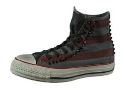 Converse-straat / mode schoenen-As Whashes Hi Text-China 1