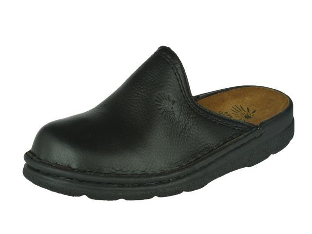 Helix Helix zwart slipper