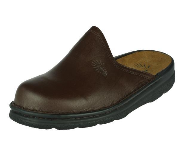 Helix Bruin slipper